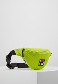 Fila - WAIST BAG SLIM - Sac banane - acid lime - 3