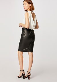 Morgan - Pencil skirt - black - 2