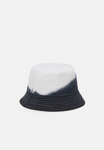 JACZACK TIE DYE BUCKET HAT - Hat - black/white