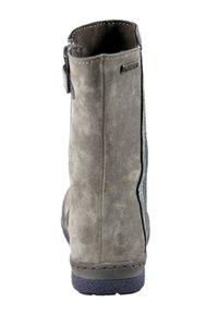 Pio - MIT REISSVERSCHLUSS - Boots - grey - 1