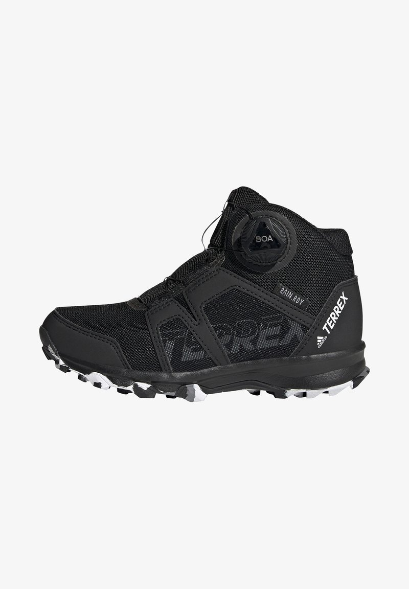 adidas Performance - TERREX BOA MID R.RDY UNISEX - Trekingové boty - core black/ftwr white/grey three