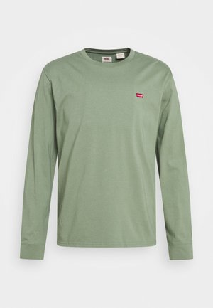ORIGINAL TEE - Long sleeved top - olive night