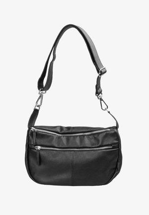 SOPHIA - Handbag - black silver