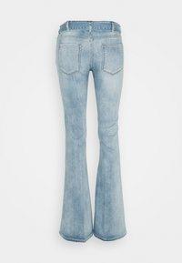 Pinko - FELIZ 2 FLARE COMFORT - Flared Jeans - blue denim - 1