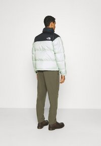 The North Face - RETRO UNISEX - Down jacket - green mist - 2