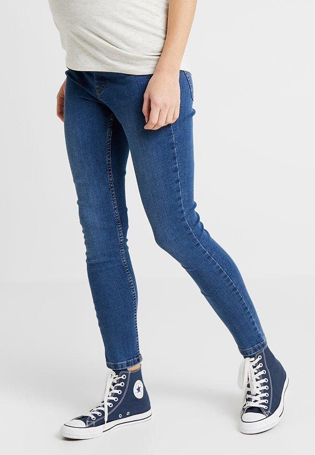 Jean slim - mid blue
