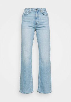 LORE - Straight leg jeans - light blue