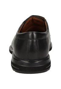Sioux - Chaussures à lacets - black - 3