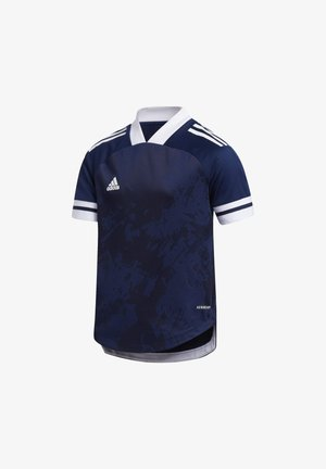 CONDIVO 20 PRIMEGREEN JERSEY - Camiseta estampada - blue