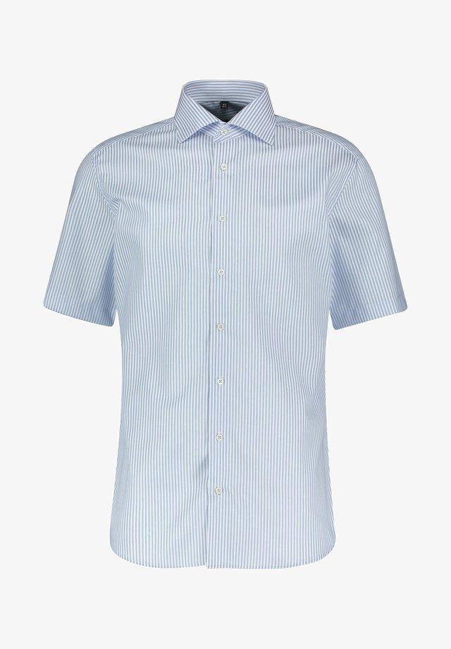 BUSINESS MODERN FIT KURZARM - Formal shirt - marine