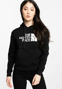 The North Face - Hoodie - black - 0