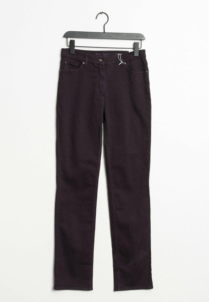 Gerry Weber - Straight leg jeans - purple