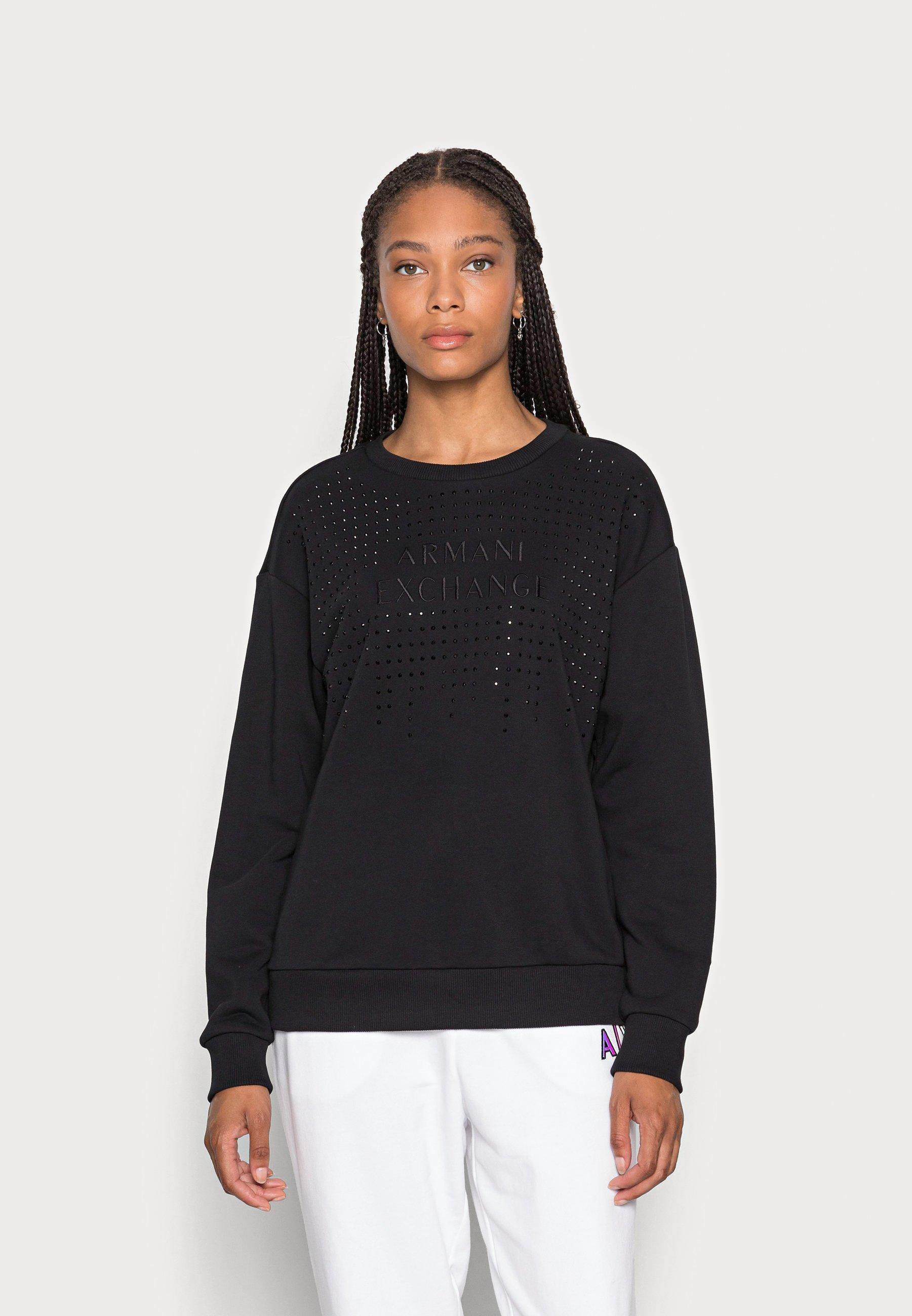 Damen FELPA ORGANIC POLY FRENCH - Sweatshirt
