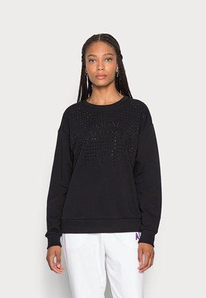 FELPA ORGANIC POLY FRENCH - Sweatshirt - black