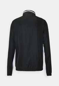 Lacoste Sport - SET TENNIS TRACKSUIT HOODED - Survêtement - black/white - 4