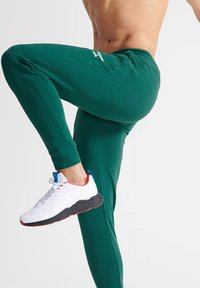 Superdry - Tracksuit bottoms - mid pine - 2