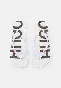 HUGO - ONFIRE - T-bar sandals - white - 3