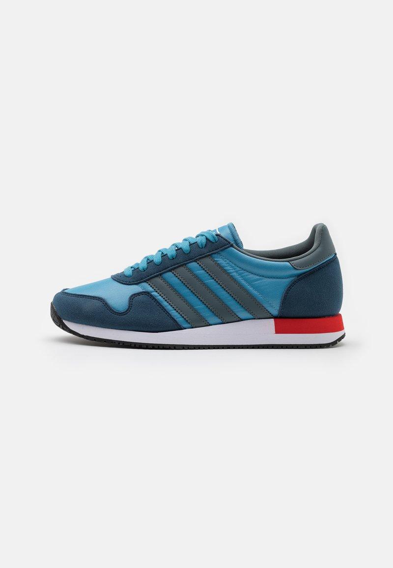 adidas Originals - USA 84 UNISEX - Sneakers basse - crew navy/blue oxide/hazy blue