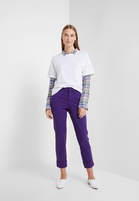 CLOSED - HAILEY - Button-down blouse - multi-coloured - 1