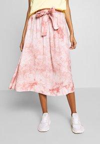 esmé studios - SKIRT - A-line skirt - rose batil - 0