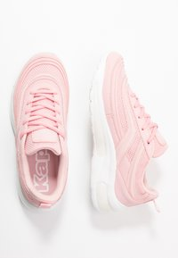 Kappa - SQUINCE - Sports shoes - rosé/white - 1