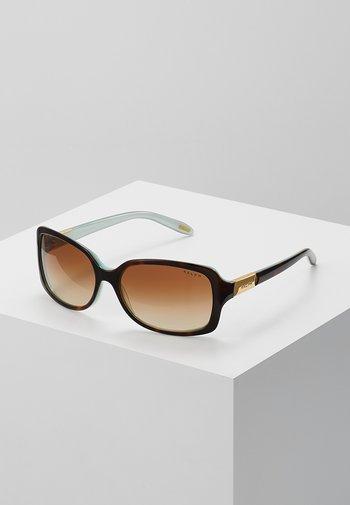 Sunglasses - brown gradient