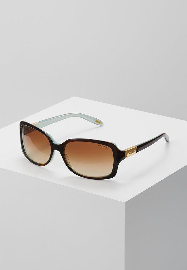 Sluneční brýle - brown gradient