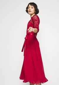 Swing - Cocktail dress / Party dress - burgundy - 3