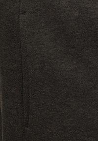 Urban Classics - SWEATPANTS SP. - Tracksuit bottoms - charcoal - 5