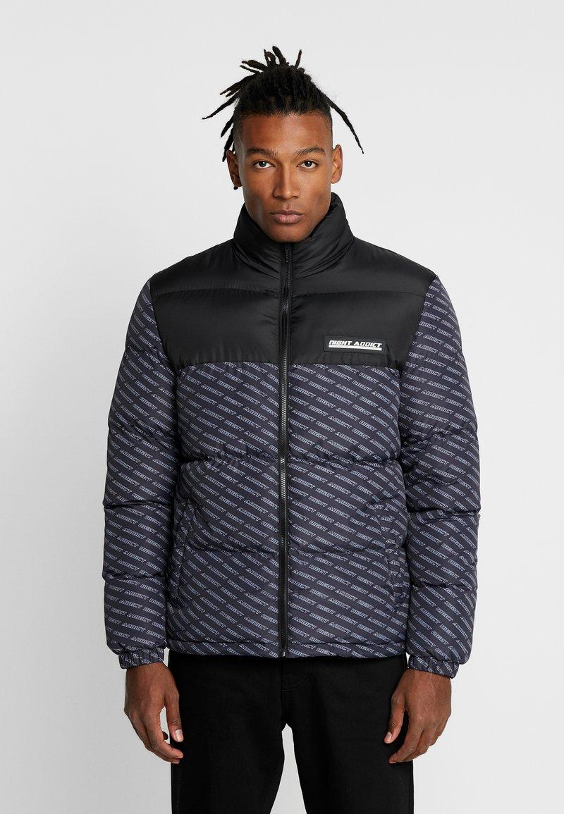 Night Addict - NAMASTER - Winter jacket - black