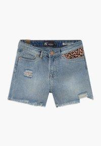 Kaporal - Denim shorts - light blue - 0