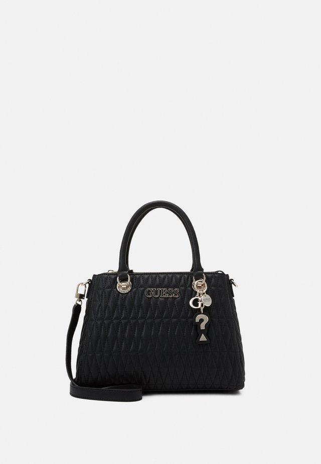 BRINKLEY TRIPLE - Handbag - black