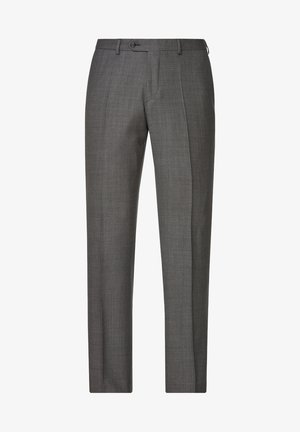 SPLIT BUCK SPLIT - Suit trousers - grey