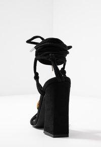 Glamorous - Højhælede sandaletter / Højhælede sandaler - black - 5