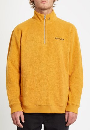 HEVER CREW - Sweater - inca_gold