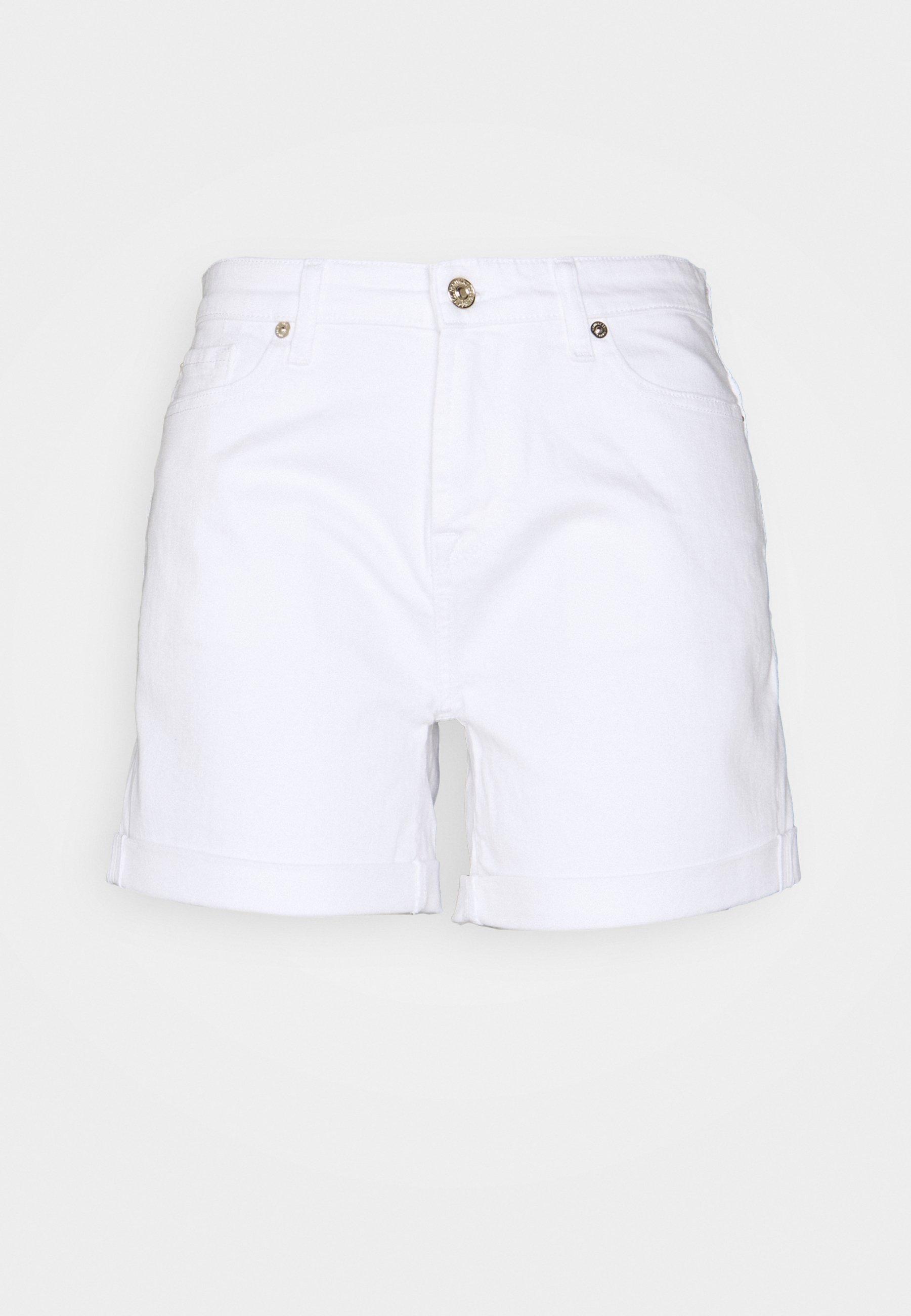 Women BOY  - Denim shorts