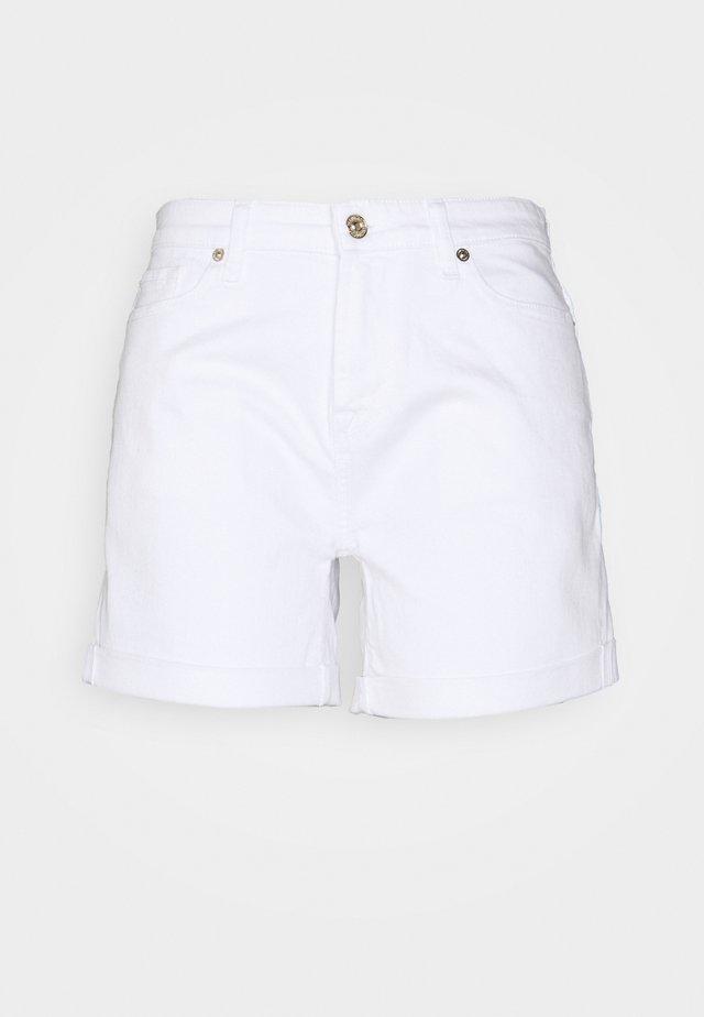 BOY  - Short en jean - white