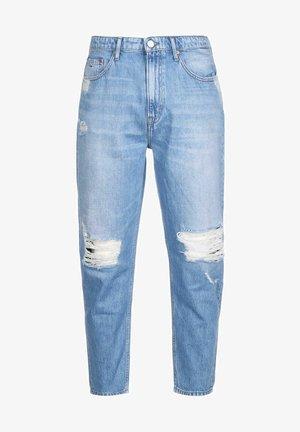Straight leg jeans - denim light