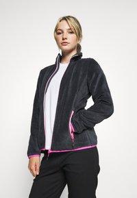 Campagnolo - WOMAN JACKET - Fleece jacket - titanio - 3