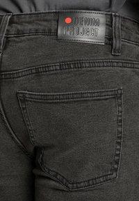 Denim Project - Jeans Slim Fit - grey - 4