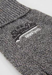 Superdry - ORANGE LABEL GLOVE - Gloves - basalt grey grit - 3