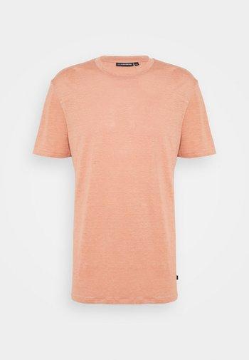 COMA - Basic T-shirt - rose coppar