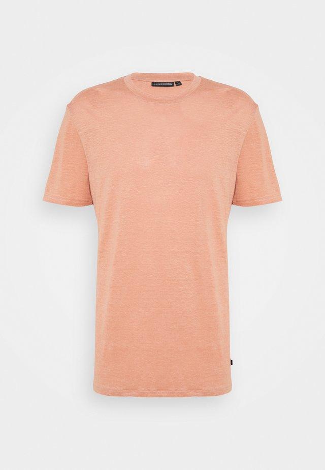COMA - Camiseta básica - rose coppar