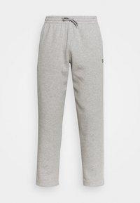 IDENTITY - Tracksuit bottoms - medium grey