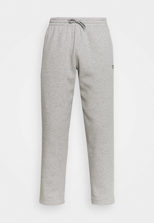IDENTITY - Pantaloni sportivi - medium grey