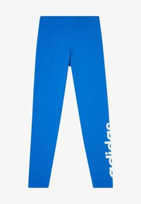 adidas Performance - Leggings - blue/white - 2