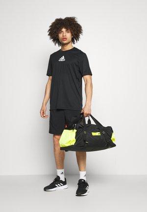 Treningsbag - black/acid yellow