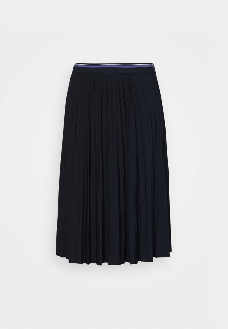 MY TRUE ME TOM TAILOR - SKIRT  - A-line skirt - sky captain blue