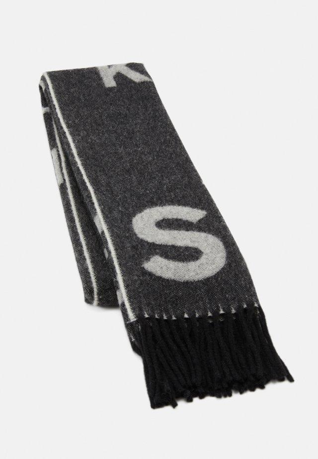 UNISEX - Scarf - black