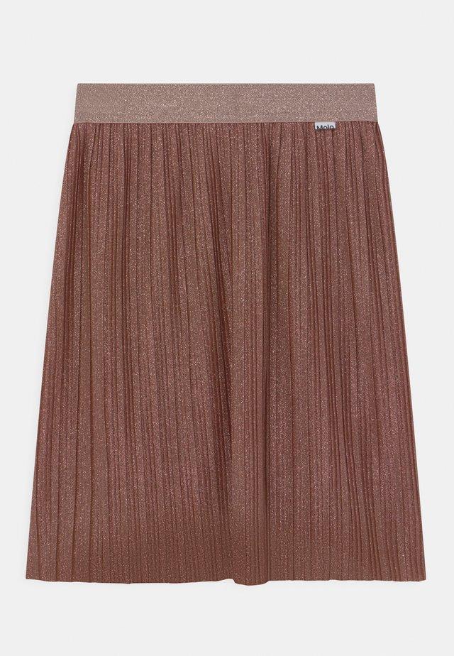 BAILINI - Plisovaná sukně - autumn